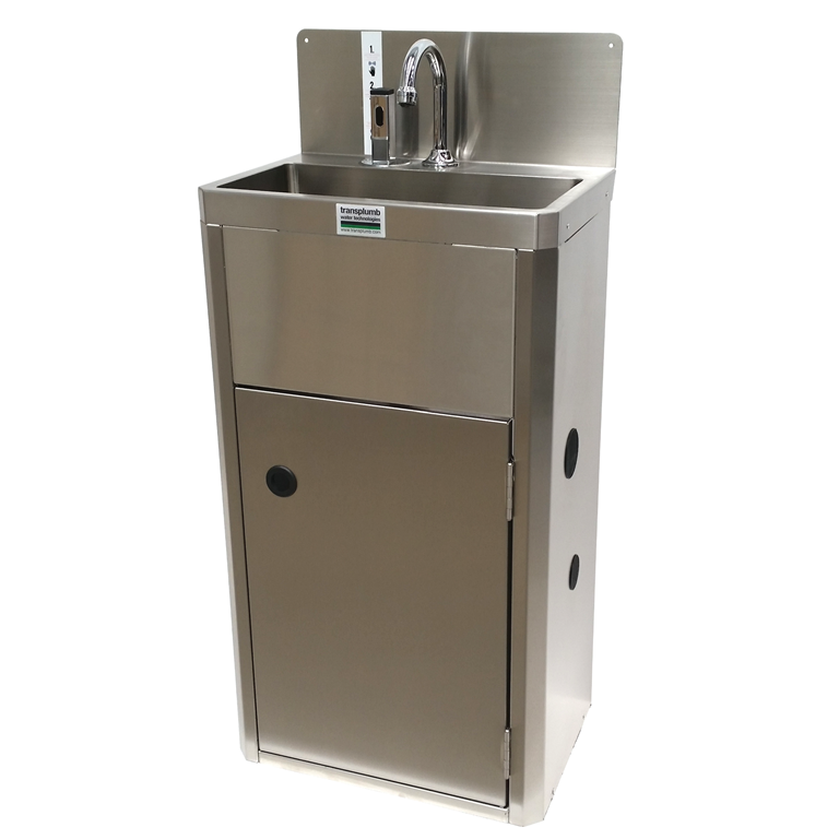 Commercial Sink - Transplumb