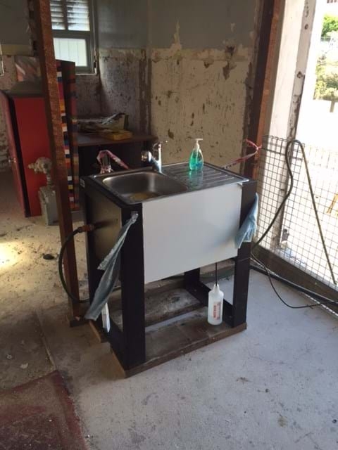 Transplumb Outdoor Sink Australia 1